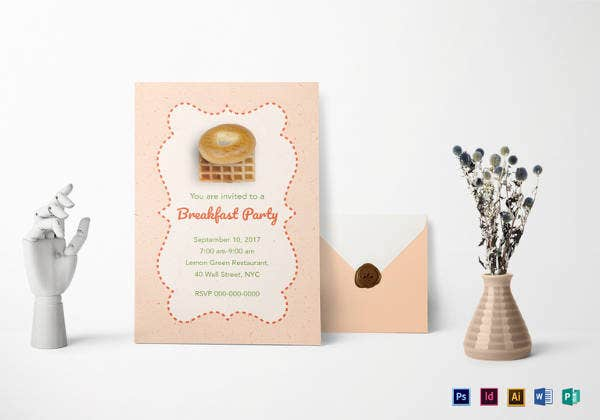 breakfast-party-invitation-template