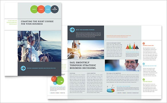 business analyst brochure template