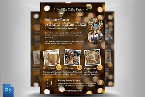 Cafe Menu Template - 40+ Free Word, Pdf, Psd, Eps, Indesign Format