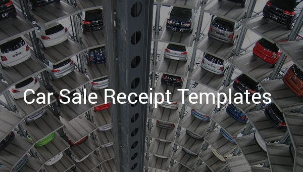 carsalereceipttemplate