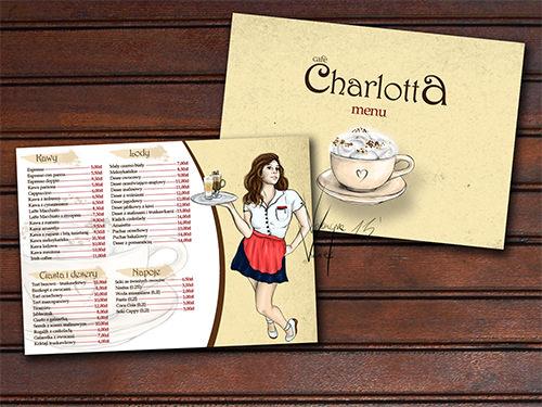 charlotta cafe menu