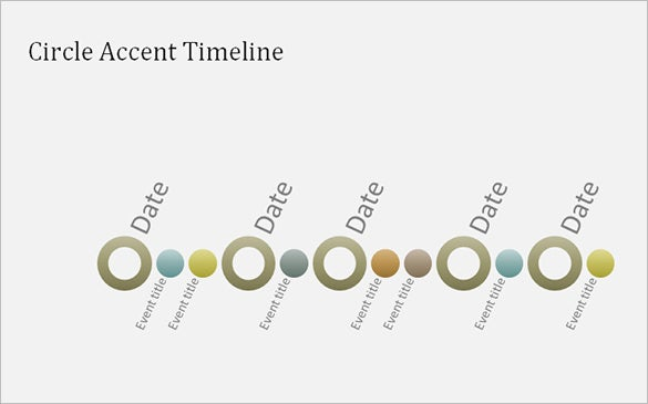 circle assent timeline template