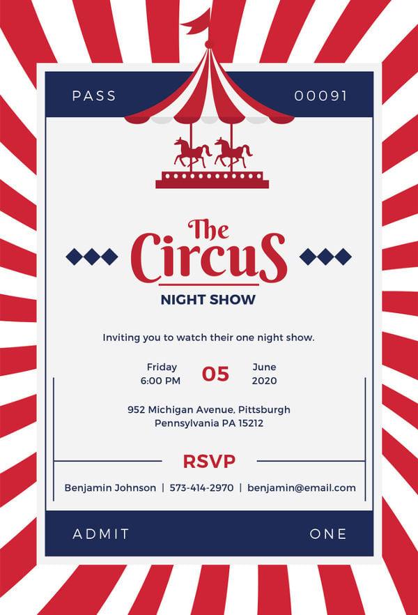 circus-invitation-template