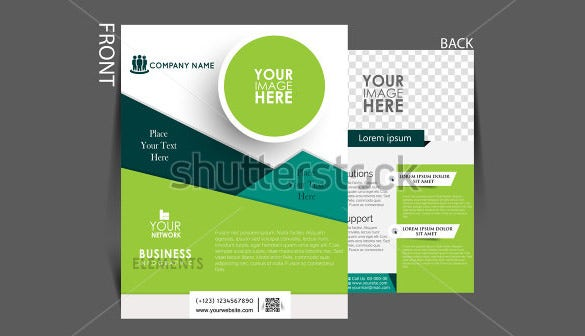 company flyer template1