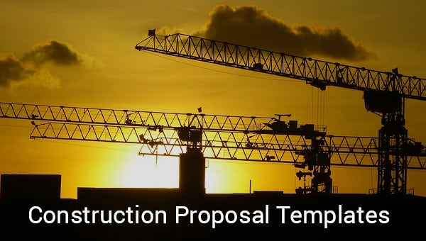 constructionproposaltemplates