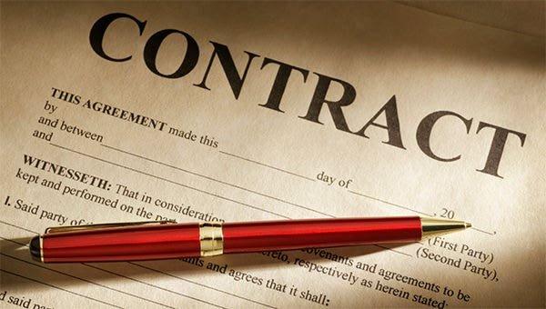 consulting contract templates