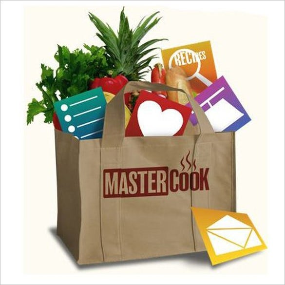 cookbook software mastercook soft