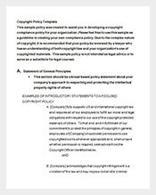 Copyright-Policy-Free-Word-Download