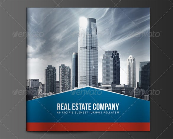 corporate real estate brochure for 13