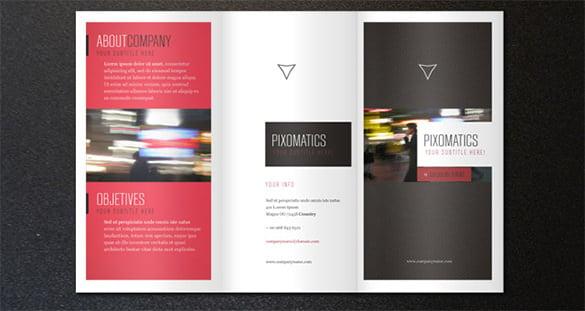 corporate tri fold brochure template3