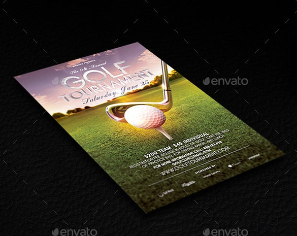 course brochure for golf 6