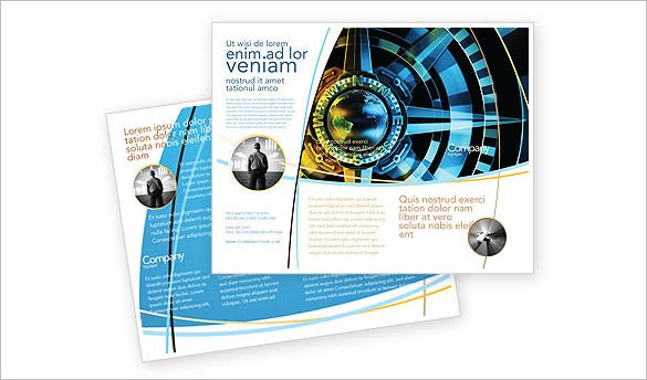 course brochure premium template