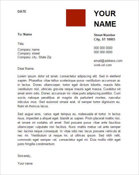 google sample cover letter exolgbabogadosco - Sample Cover Letter Doc