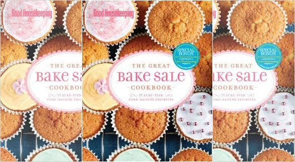 cute bake sale flyer template premium download