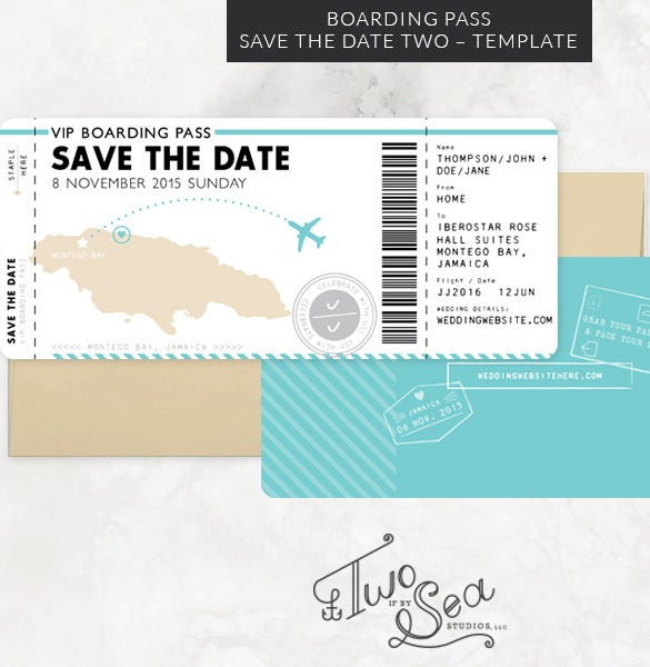 20  Awsome PSD Boarding Pass Invitation Templates   Designs Free lnGx0iMT