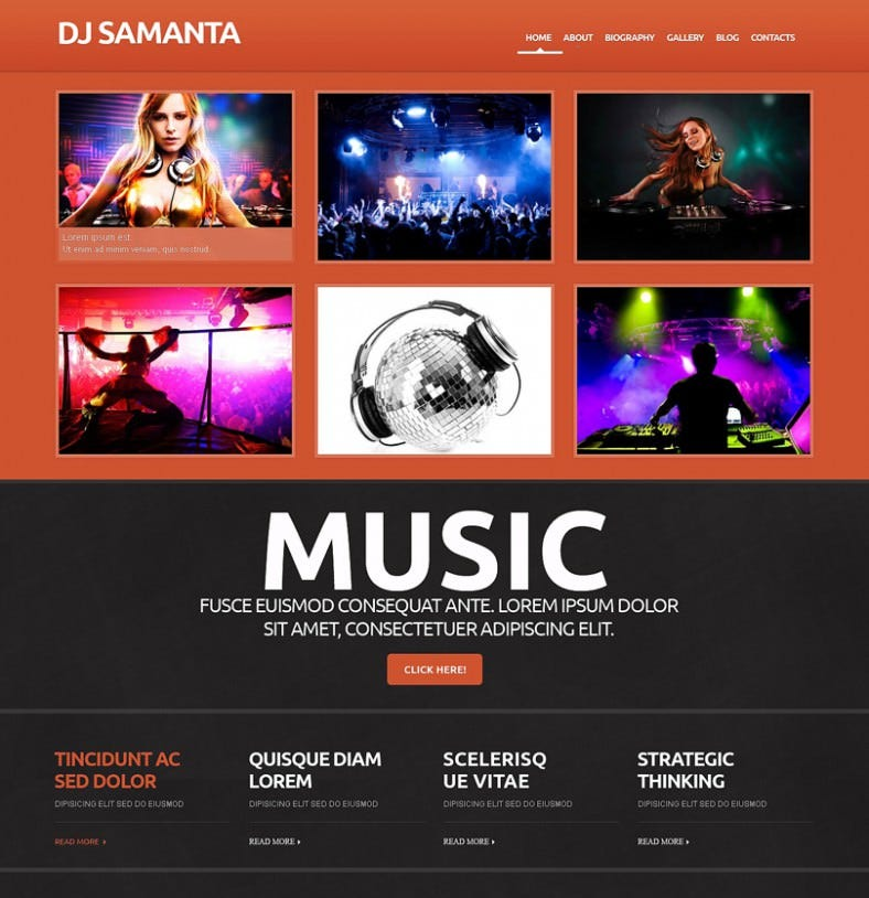dj responsive wordpress theme 3 788x814