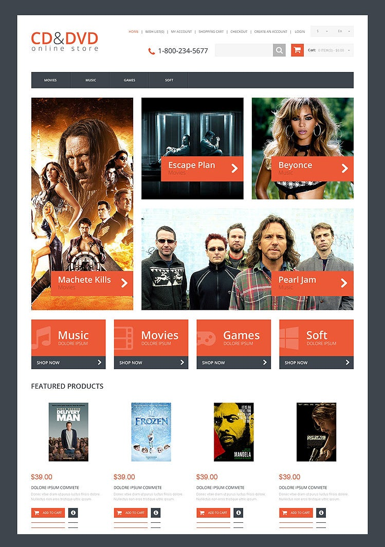 dvd store responsive opencart template 89