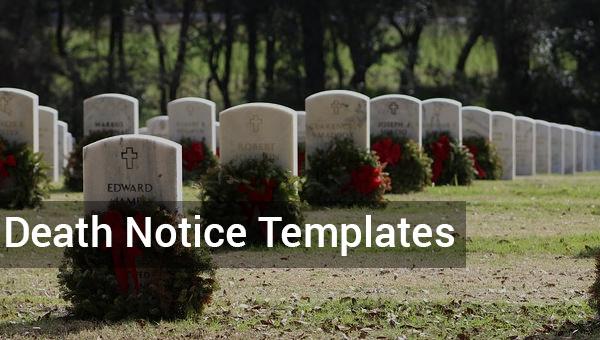 deathnoticetemplates