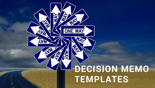 decisionmemotemplates