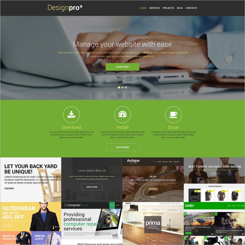 design studio wordpress theme 788x789