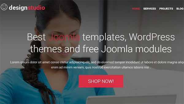 design studio wordpress themes