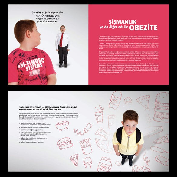 diabetes brochure template download