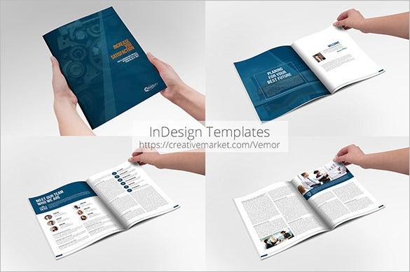 brochure indesign template - online brochure making tools 20 free online tools