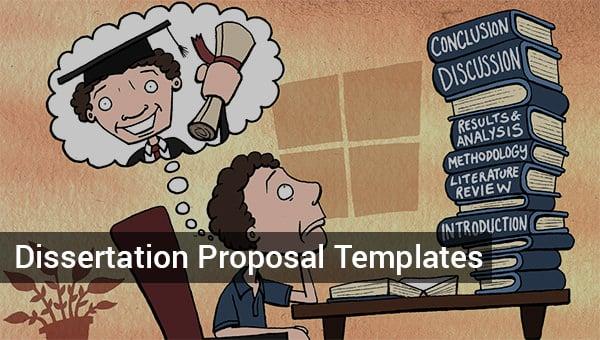 dissertation proposal templates