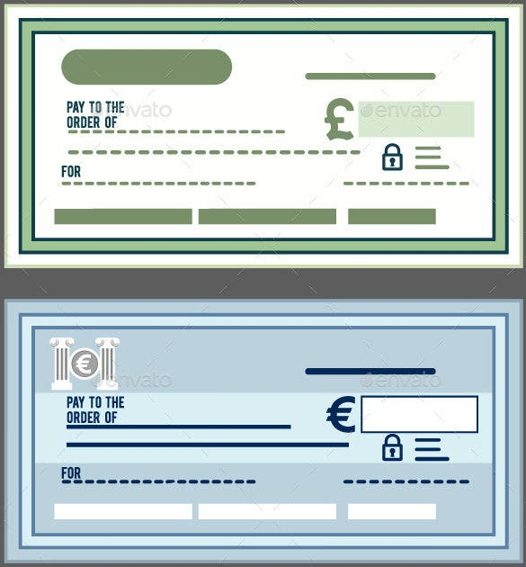 Blank cheque template for kids autos post for Free blank check template pdf