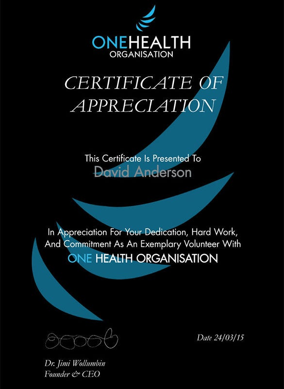 download oho indesign certificate of appreciation template