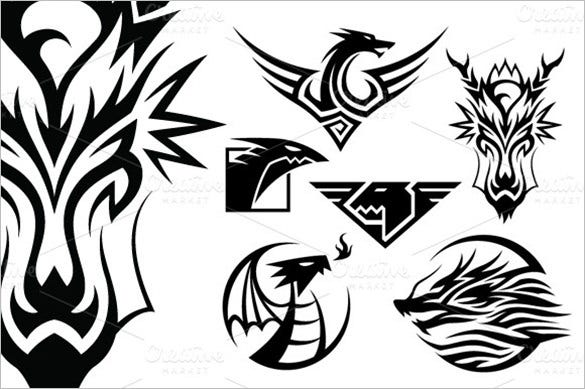 dragon symbols tattoo ideas