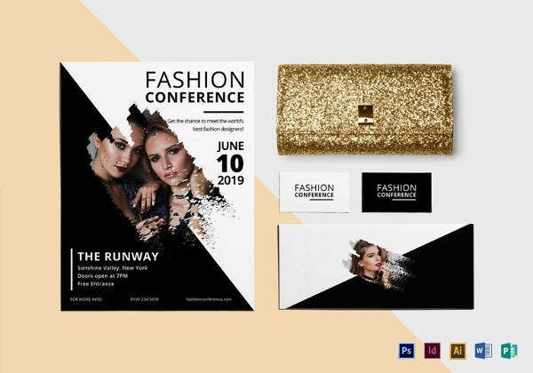 17 mind blowing fashion flyer templates amp designs free