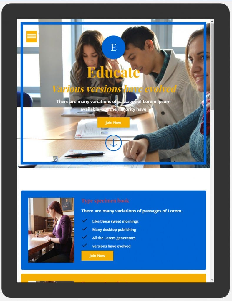 educate a educational category flat bootstrap responsive web template 788x1020