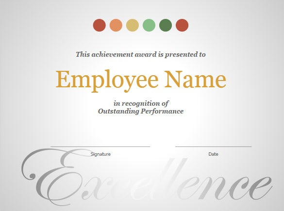 9 google docs templates doc free premium templates for Google award template