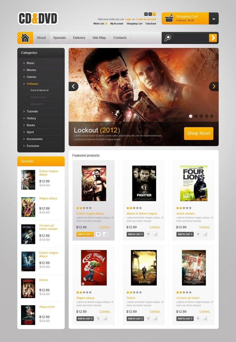 entertaining cds dvds opencart template 89 788x1139