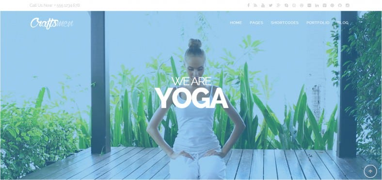 Essential Grid Plugin Integrated Yoga Studio Wp Studio