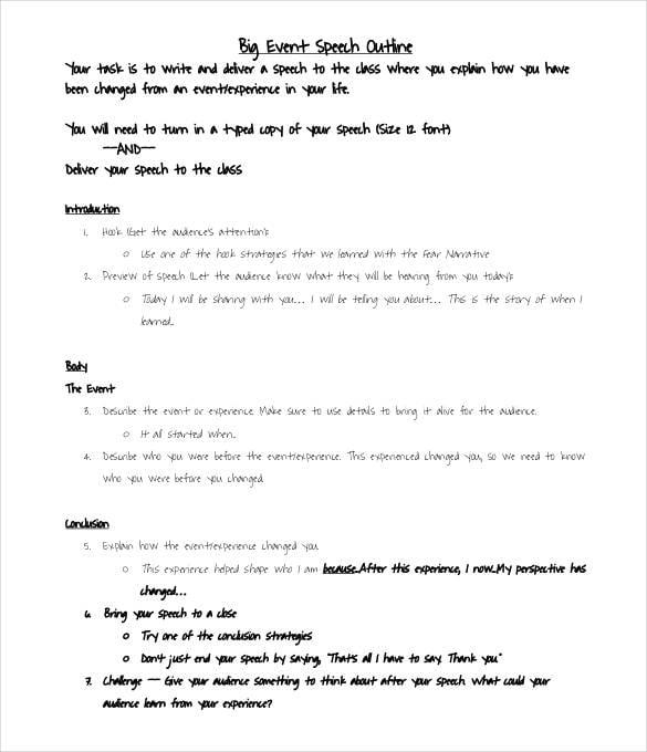 Informative Speech On Tattoos Paper