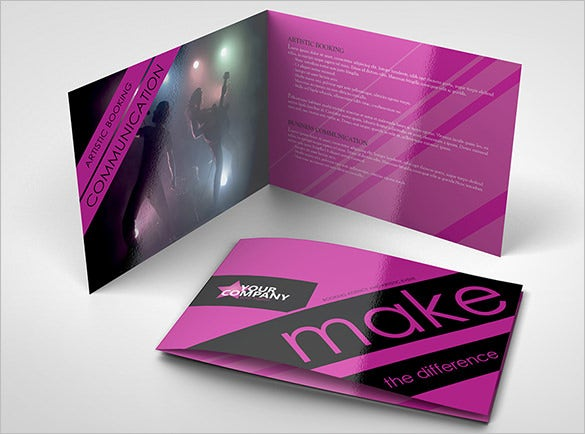 Event Brochure Templates  Psd Designs  Free  Premium Templates