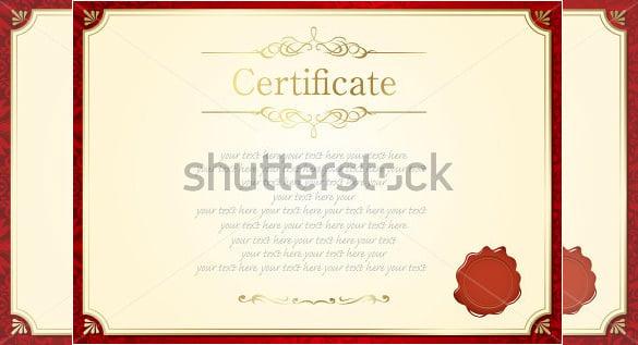 fantastic diploma certificate template