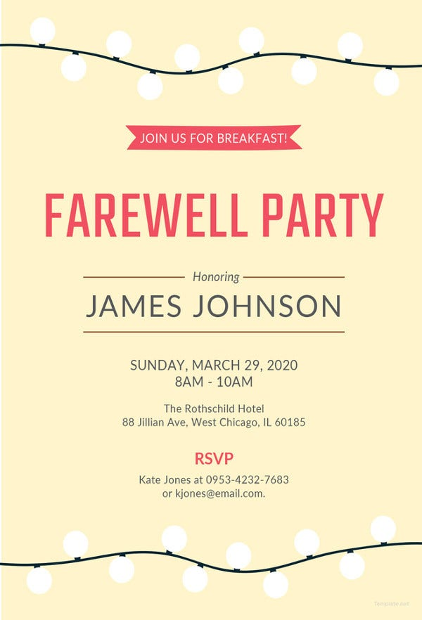 farewell-breakfast-invitation-illustrator-template