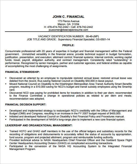 Federal Resume Exles Solarfm. Exles Of Resumes Professional Federal Resume Format. Resume. Federal Resume Format At Quickblog.org