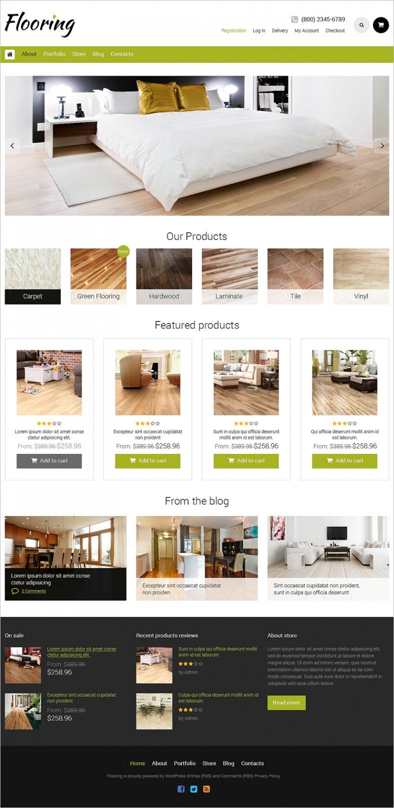 flooring responsive woocommerce theme 788x1614