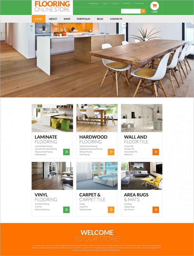 flooring services woocommerce theme 788x1041