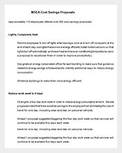 Proposal Template – 256+ Free Samples, Examples, Format Download ...