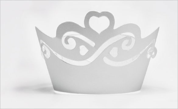 graphic regarding Printable Cupcake Wrappers named 18+ Printable Cupcake Wrapper Templates Layouts! Cost-free