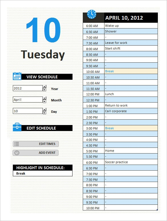 40 microsoft calendar templates free word excel documents free