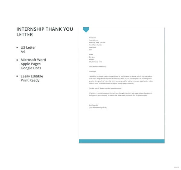 free-internship-thank-you-letter-template