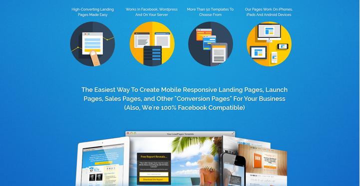 Free Landing Page Builders