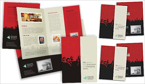 brochure templates maker online brochure making tools 20 free online tools