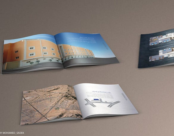 Real Estate Brochures Free PSD EPS Word PDF InDesign - Real estate sales brochure template
